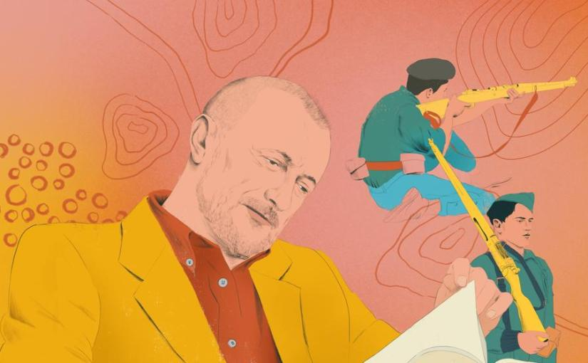 Línea de fuego: La última novela de Arturo PérezReverte