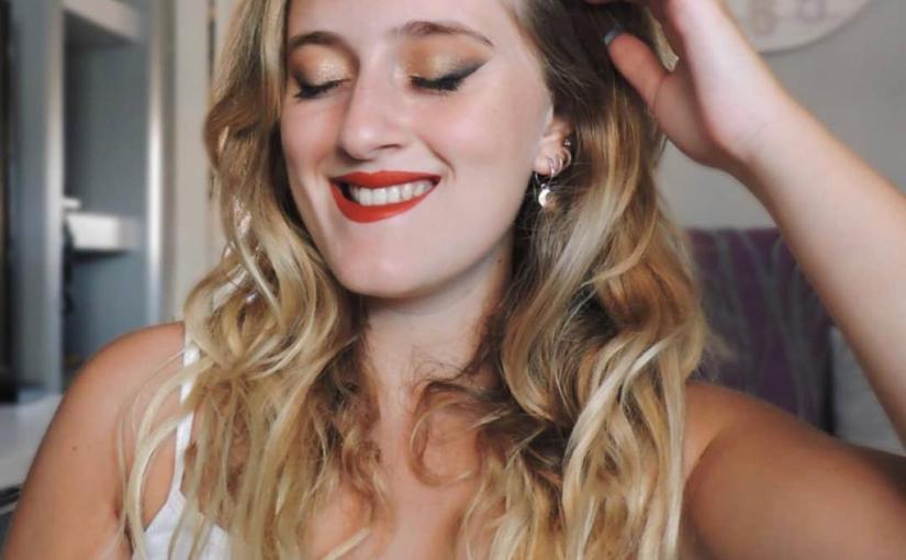 """Paula Jiménez: """"el maquillaje es una forma de expresión"""""""