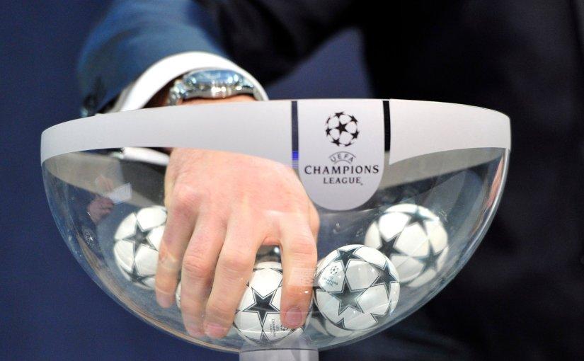 Sorteo de champions league: Rivales de los equiposespañoles