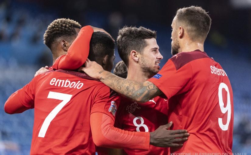 Gerard Moreno rescata un punto insuficiente para España en Basilea(1-1)