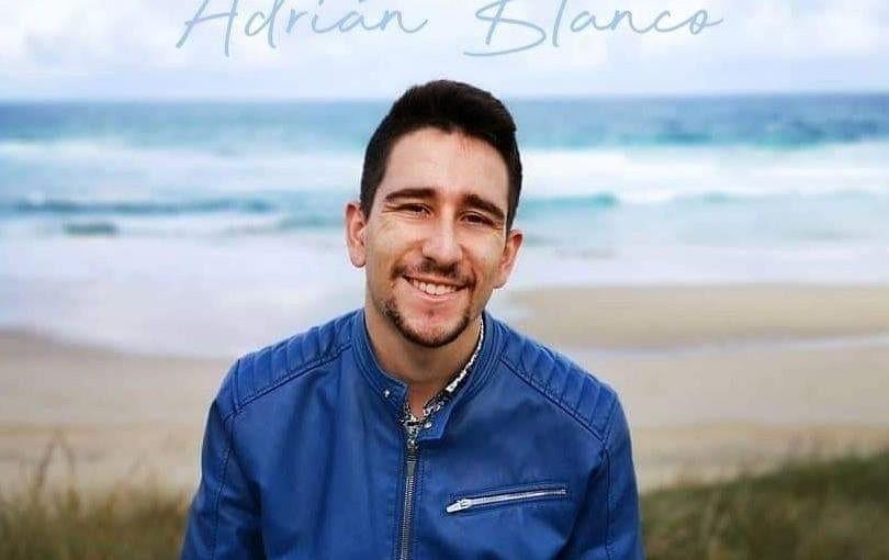 """Adrián Blanco: """"Hago música para dejar un trocito de mí en la eternidad"""""""