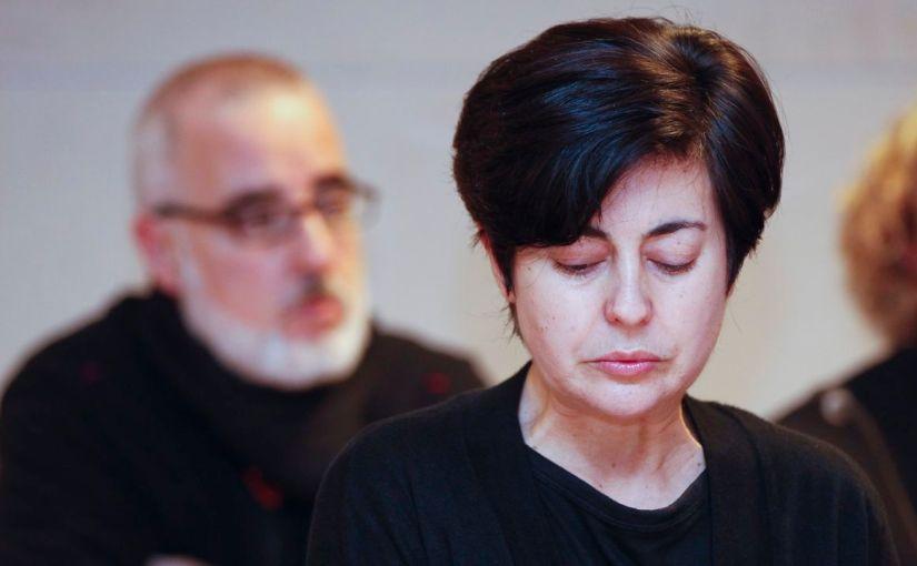 Hallan ahorcada a Rosario Porto en la cárcel deBrieva