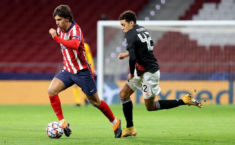 Se le escapa la victoria al Atlético deMadrid