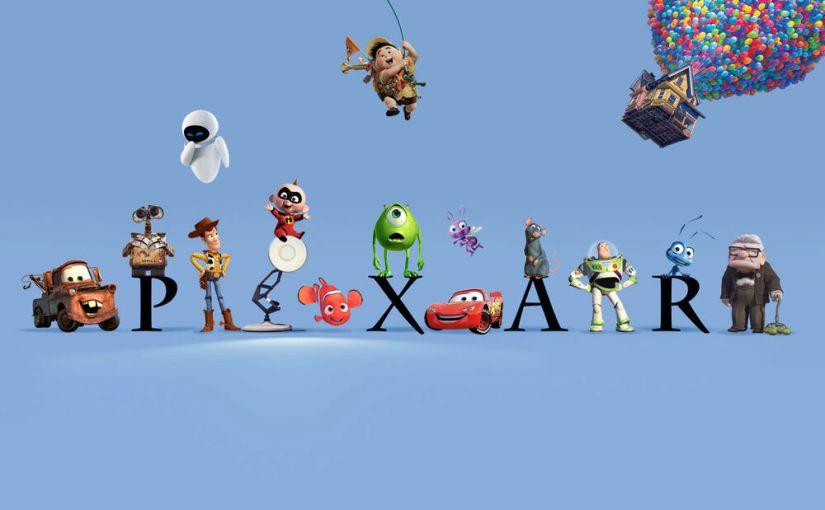 Pixar. Construyendo personajes
