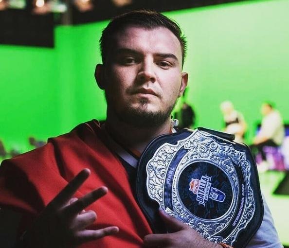 Rapder, el nuevo campeón mundial de la Red Bull Batalla de losGallos
