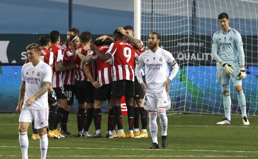 El Athletic se convierte en el rival del Barcelona para la final de la Supercopa deEspaña