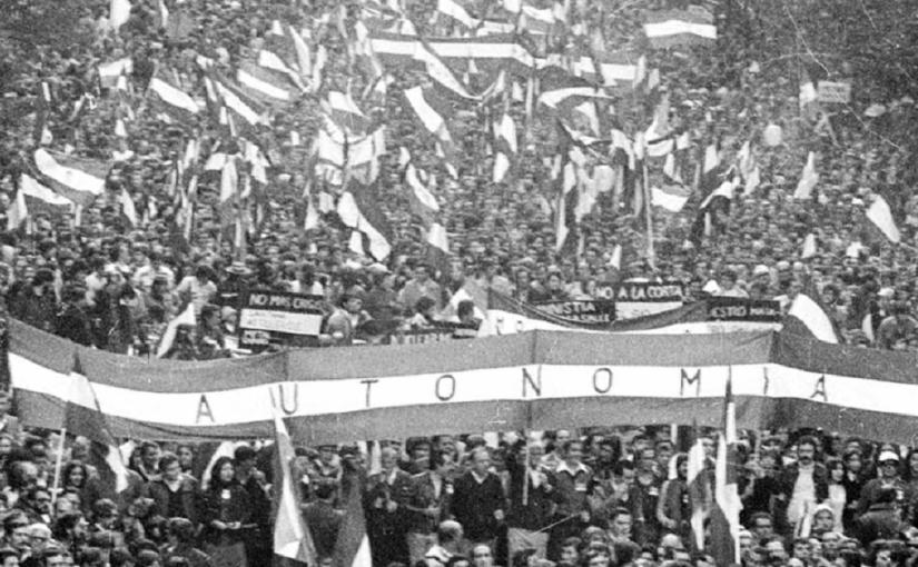 4 de diciembre de 1977: la manifestación que marcóAndalucía