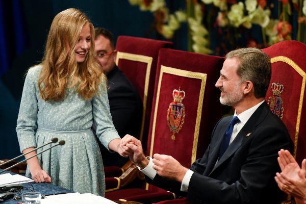 La formación académica de la Casa Real española sigue un patróndinástico
