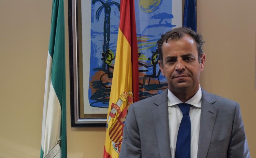 Juande Mellado: 'Canal Sur entrará en este año, 2021, en la carrera por los nuevos hábitos de consumo tanto de televisión como de laradio'