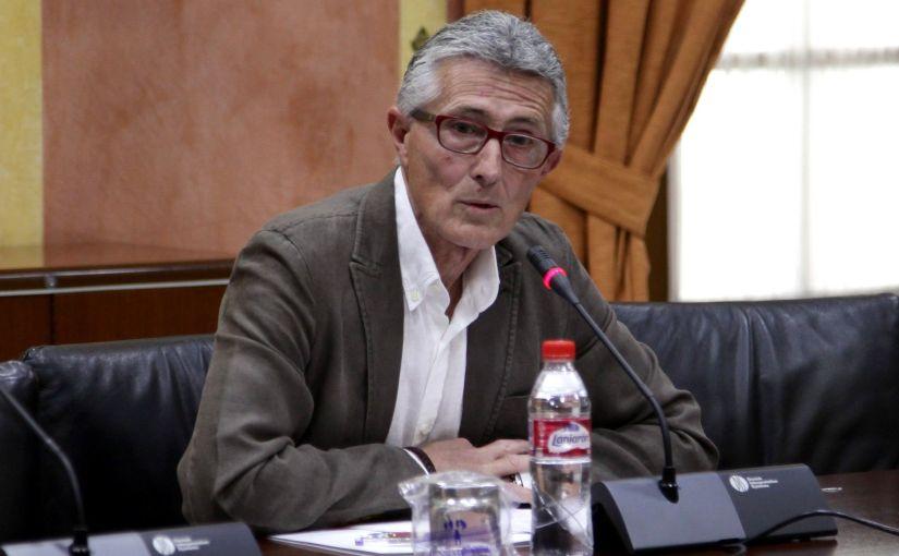 """Rafael Rodríguez: """"El paro y el hambre de un periodista son los mayores enemigos de la libertad deexpresión"""""""