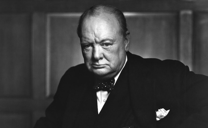 El Telón de Acero de Winston Churchill cumple 75años