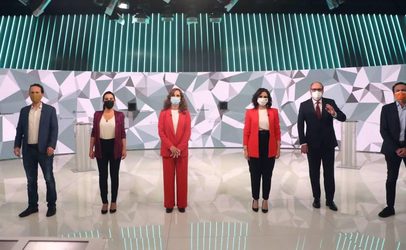 Política en Madrid, el reflejo deEspaña