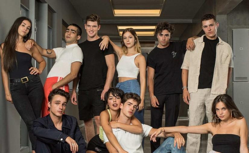 Netflix anuncia el estreno de la cuarta temporada deÉlite