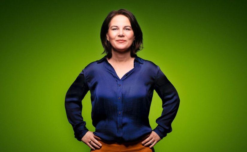 Annalena Baerbock, la potencial sucesora de AngelaMerkel