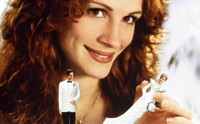 """La boda de mi mejor amigo (1997): la """"crème brûlée"""" de las comediasrománticas"""