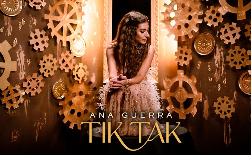 Tik Tak, el nuevo single de Ana Guerra que marca su propiotempo