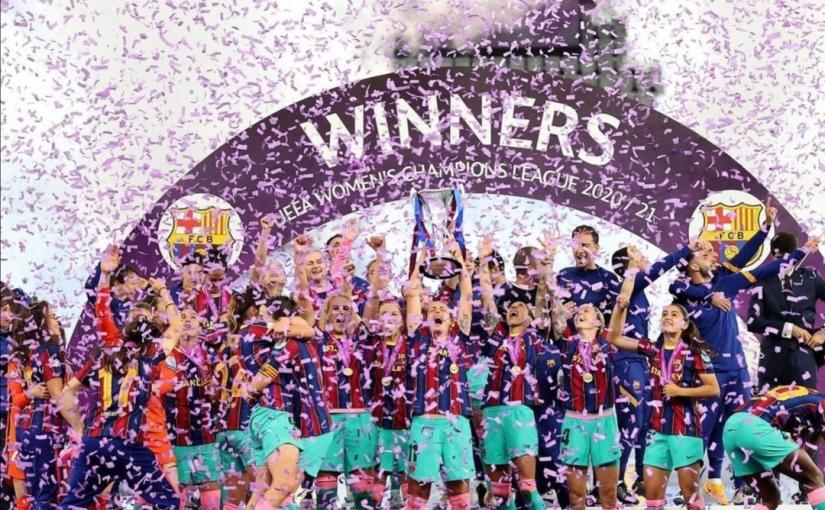 Tricampeonas: El Barça cierra un añohistórico
