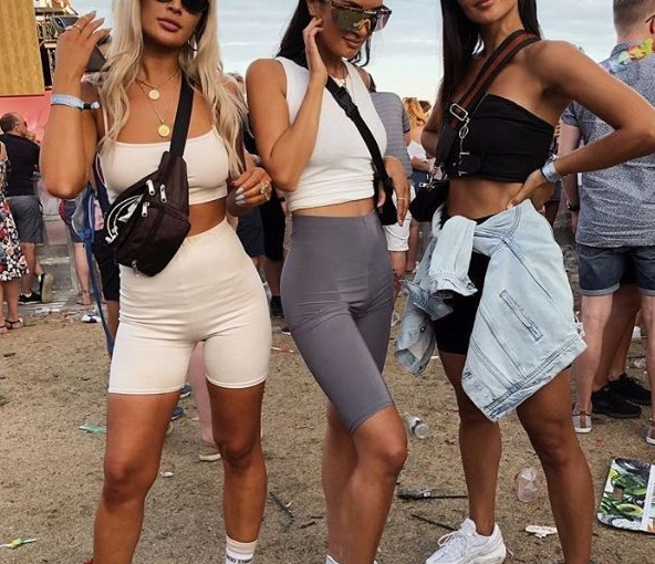 Moda en verano: los mejores looks para festivales2021