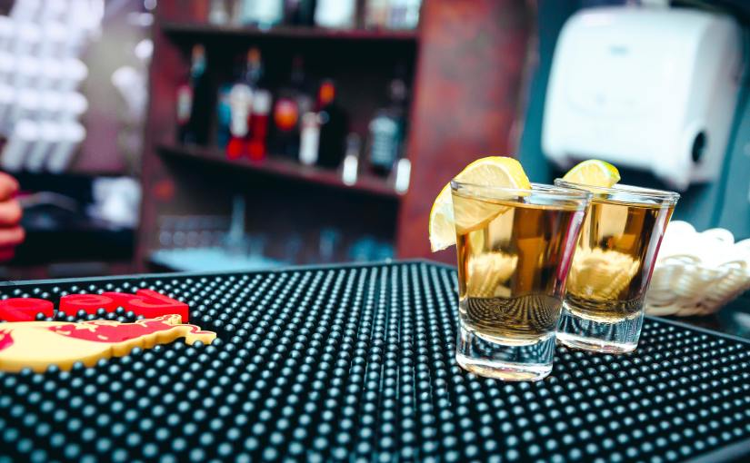 Sal, limón y…¡tequila!