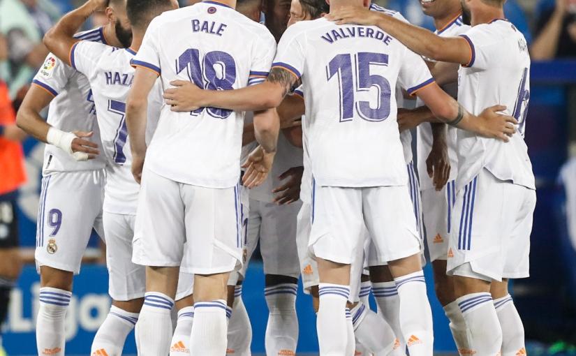 Deportivo Alavés 1-4 Real Madrid: El club merengue arranca la temporada de manerabrillante