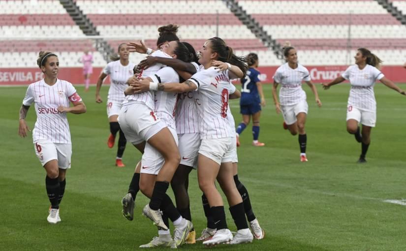 Broche de oro para el parón del Sevilla FCfemenino
