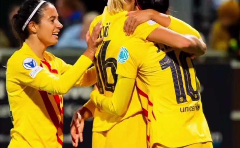 HB Kogen – FC Barcelona (0-2): Otra victoria del Barça femenino enEuropa